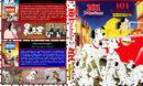 101 Dalmatians Double Feature (1961-2003) R1 Custom Cover