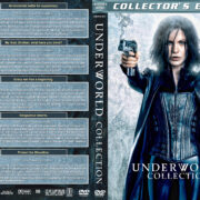 Underworld Collection (2003-2017) R1 Custom Cover