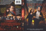 Inferno (2016) R1 DVD Cover