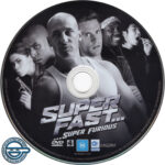 Superfast (2015) R4 DVD Label