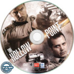 The Hollow Point (2016) R4 DVD Label