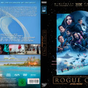 Star Wars: Rogue One (2016) R2 German Custom Cover