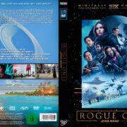 Star Wars: Rogue One (2016) R2 German Custom Cover