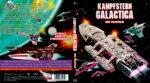 Kampfstern Galactica (1978) R2 German Custom Blu-Ray Cover