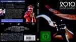 2010 – Das Jahr, in dem wir Kontakt aufnehmen (1984) R2 German Custom Blu-Ray Cover