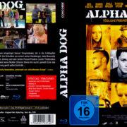 Alpha Dog – Tödliche Freundschaften (2006) R2 German Blu-Ray Cover