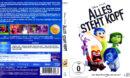 Alles steht Kopf (2015) R2 German Blu-Ray Cover