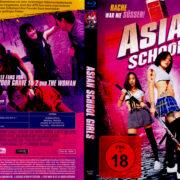 Asian School Girls (2014) R2 German Blu-Ray Cover