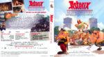Asterix im Land der Götter (2014) R2 German Blu-Ray Covers