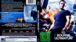 Das Bourne Ultimatum (2007) R2 German Blu-Ray Cover