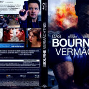 Das Bourne Vermächtnis (2012) R2 German Blu-Ray Covers