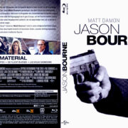 Jason Bourne (2016) R2 German Blu-Ray Covers