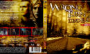 Wrong Turn 2: Dead End (2007) R2 German Custom Blu-Ray Cover