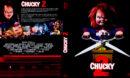 Chucky 2 - Die Mörderpuppe ist wieder da (1990) R2 German Blu-Ray Covers