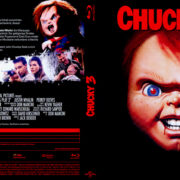 Chucky 3 (1991) R2 German Blu-Ray Covers