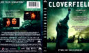 Cloverfield (2008) R2 German Blu-Ray Cover