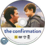 The Confirmation (2016) R4 DVD Label