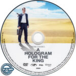 A Hologram For The King (2016) R4 DVD Label
