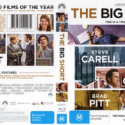 The Big Short (2015) R4 Blu-Ray Cover
