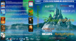 DisneyNature Collection (9) (2007-2017) R1 Custom Blu-Ray Cover
