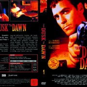 From Dusk Till Dawn (1996) R2 German Custom Cover & Label