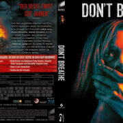 Dont Breathe (2016) R2 German Custom Blu-Ray Cover & Labels