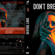 Dont Breathe (2016) R2 German Custom Covers & Labels