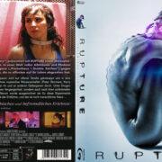 Rupture – Überwinde deine Ängste (2016) R2 German Custom Blu-Ray Cover & label