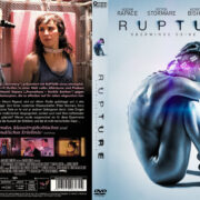Rupture – Überwinde deine Ängste (2016) R2 German Custom Cover & Label