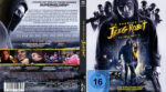 Sie nannten ihn Jeeg Robot (2015) R2 German Custom Blu-Ray Cover & Labels