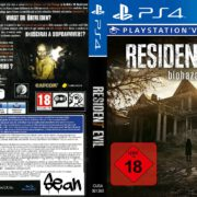 Resident Evil 7 (2017) German Custom PS4 Cover