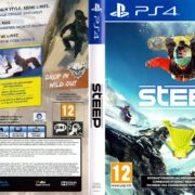 Steep (2016) German PS4 Cover