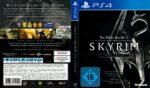 The Elder Scrolls 5 Skyrim – Special Edition (2016) German PS4 Cover