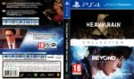 The Heavy Rain & Beyond Two Souls Collection (2016) German PS4 Cover