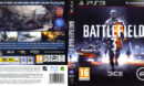 Battlefield 3 (2011) PS3 German Cover
