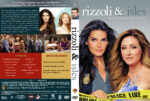Rizzoli & Isles – Season 7 (2017) R1 Custom Cover & Labels