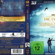 Die Insel der besonderen Kinder 2D 3D (2016) R2 German Blu-Ray Cover