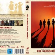 Die Glorreichen Sieben (2016) R2 German Custom Blu-Ray Cover
