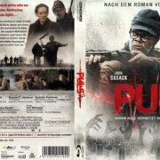 Puls – Wenn alle vernetzt sind ist keiner sicher (2016) R2 German Custom Blu-Ray Cover & Labels