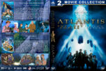 Atlantis: The Lost Empire & Milo's Return Double Feature (2001-2003) R1 Custom Cover