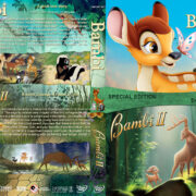 Bambi Double Feature (1942-2006) R1 Custom Cover