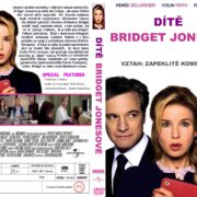 Bridget Jones's Baby (2016) R2 Custom DVD Czech Cover