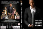 Fifty Shades of Black (2016) R2 Custom DVD Czech Cover
