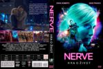 Nerve (2016) R2 Custom DVD Czech Cover