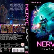 Nerve (2016) R2 Custom DVD Czech Cover