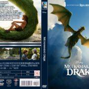 Pete's Dragon (2016) R2 Custom DVD Czech Cover