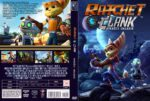 Ratchet and Clank (2016) R2 Custom DVD Czech Cover