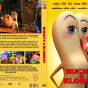 Sausage Party (2016) R2 Custom DVD Czech Cover