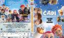 Storks (2016) R2 Custom DVD Czech Cover