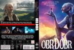 The BFG (2016) R2 Custom DVD Czech Cover